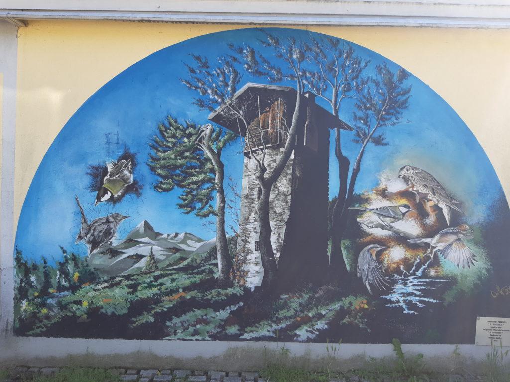 Quarto murales