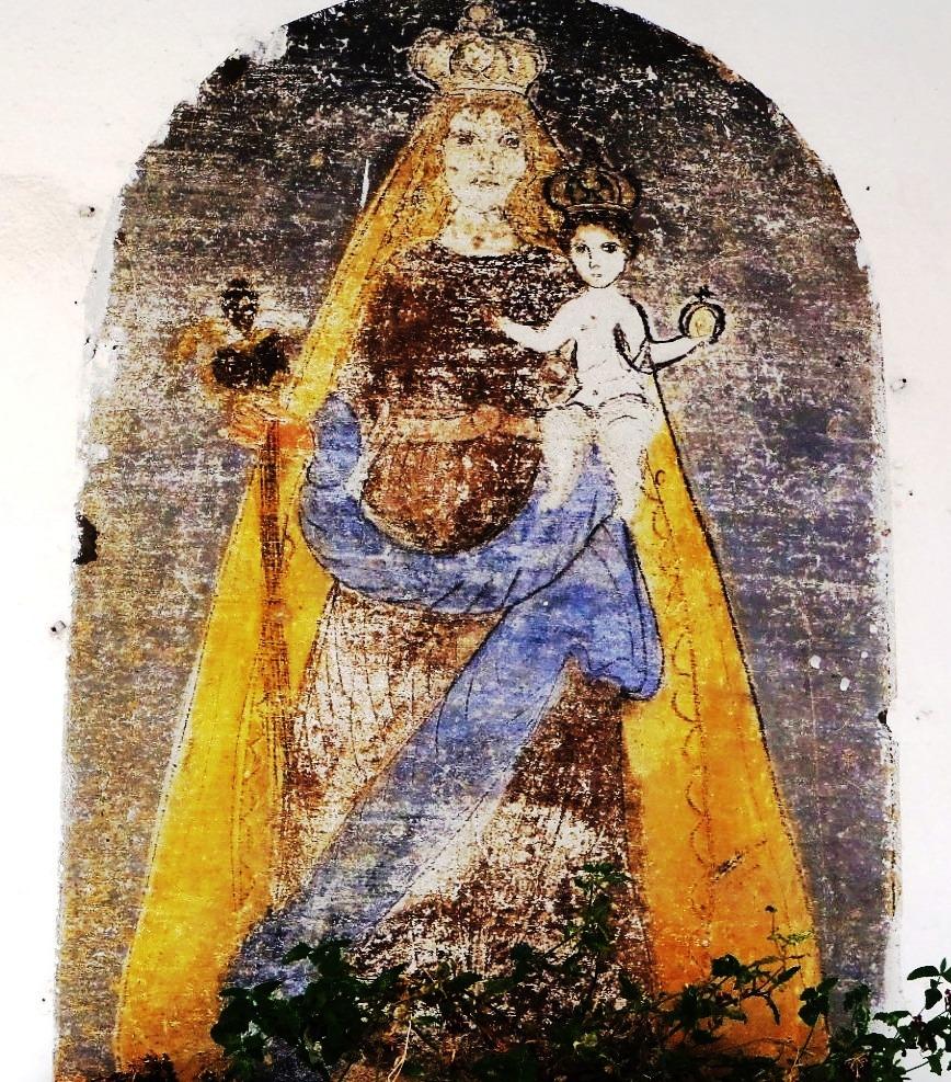 Cortile vecchio zepinun Intimiano