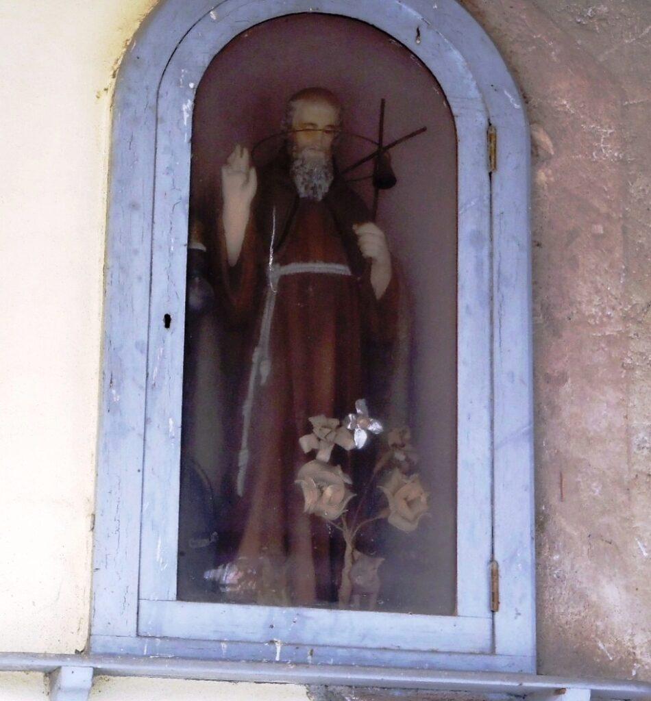 Icona sant'Abbondio cortile gabìtt Intimiano
