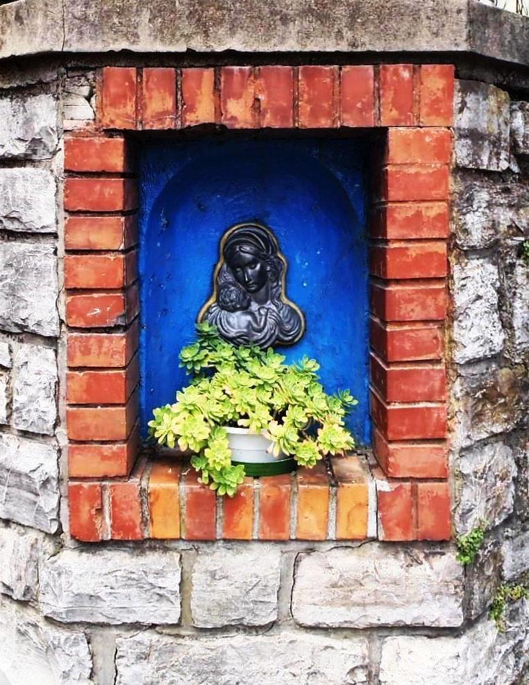 Icona via Regina Margherita a Intimiano