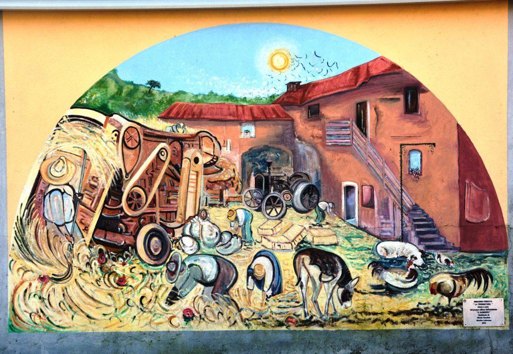 Secondo murales